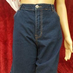 Faded Glory blue jean shorts - 20